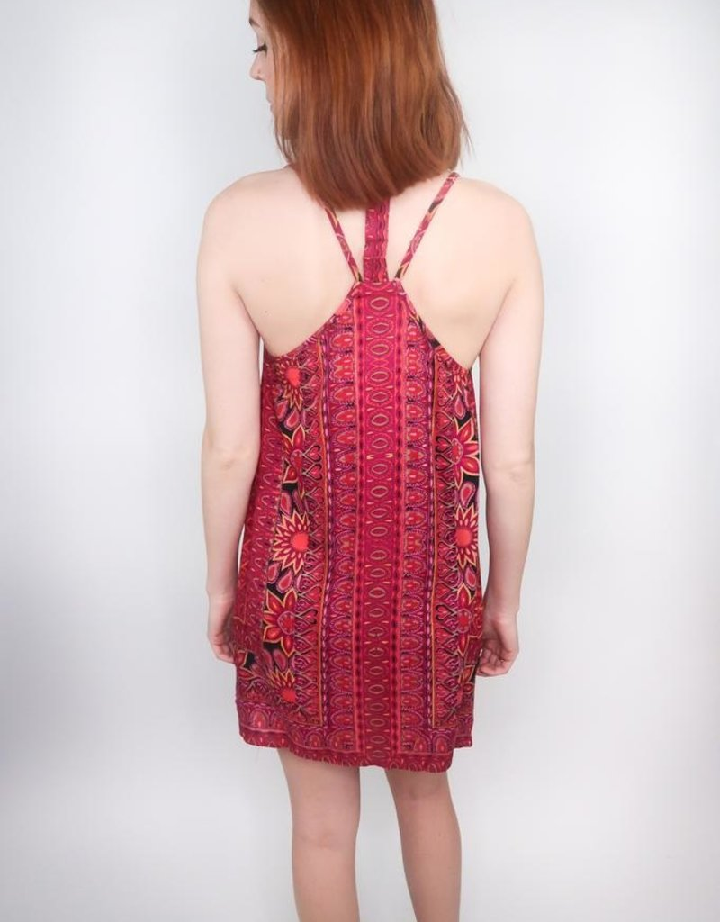 Angie Accept This Rose Dress