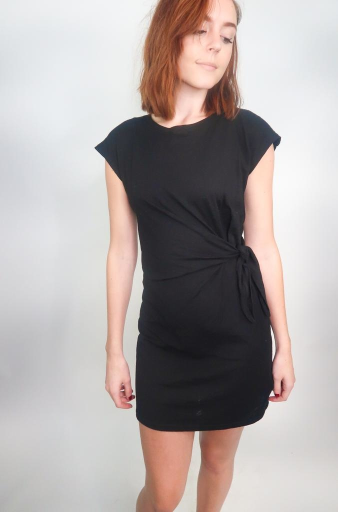 Loveriche Side Knot Dress