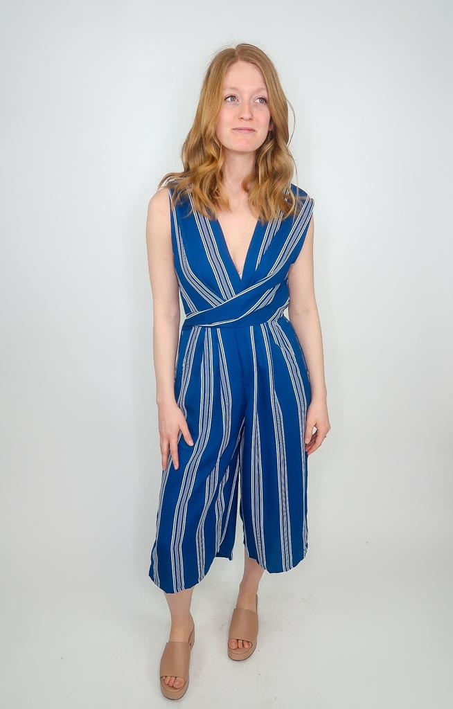 Angie Step Into The Sun Jumpsuit
