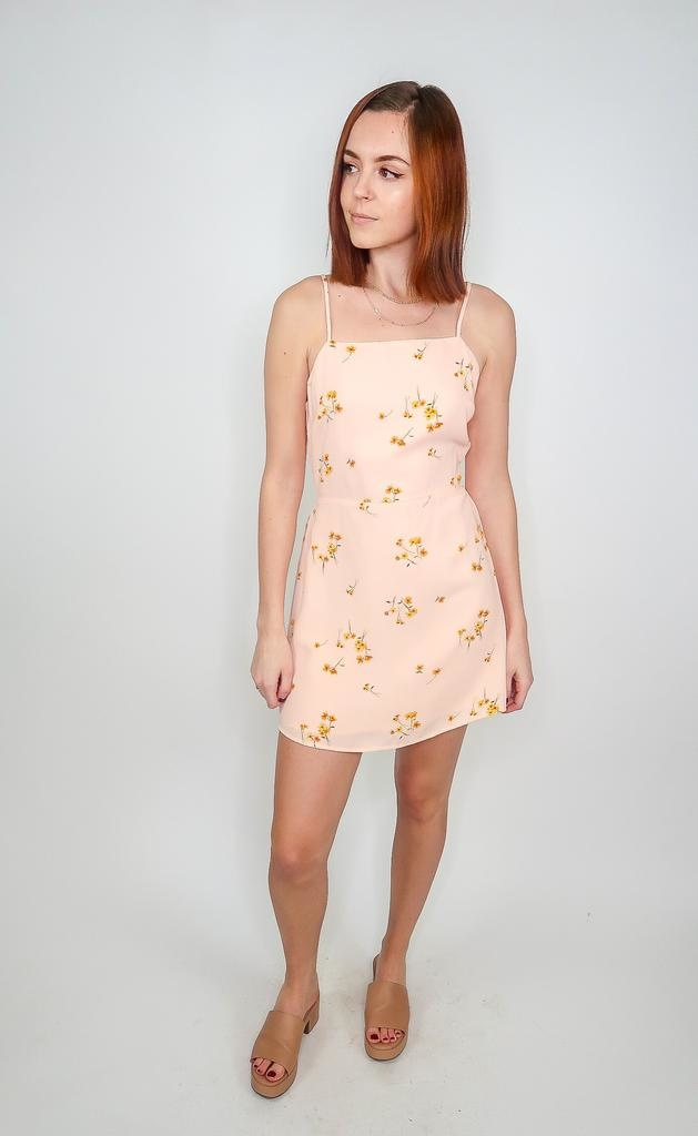 Timing Go your own way Dress