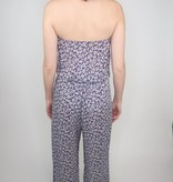 Aakaa Belted Jumpsuit