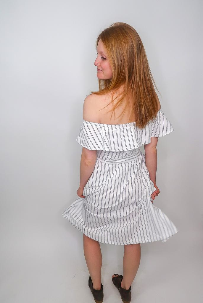 Flying Tomato/Jealous Tomato Stay With Me Off Shoulder Dress
