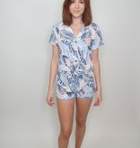 Others Follow Lahela Button-Up Top