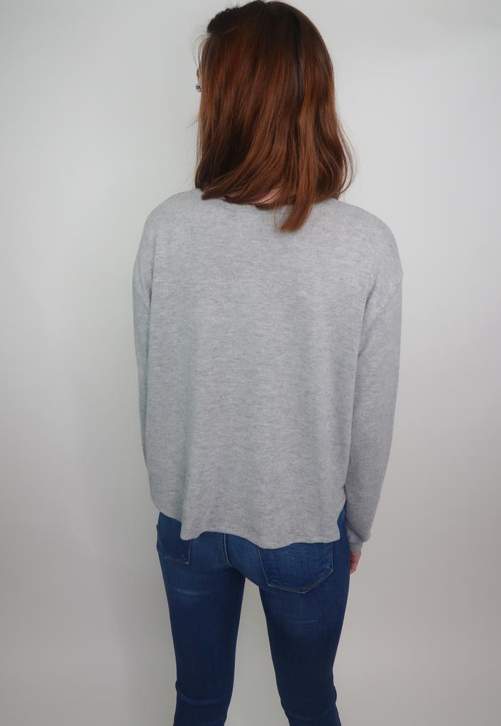 Sadie & Sage Grl Pwr Sweatshirt