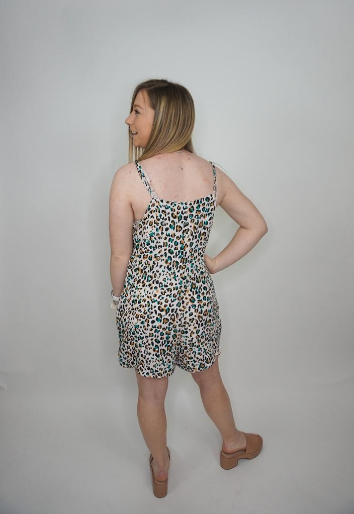 Lumiere Acting Cool Romper