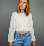 En Creme Ya Basic Long Sleeve T-Shirt