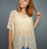 Cozy Casual This is paradise crochet top