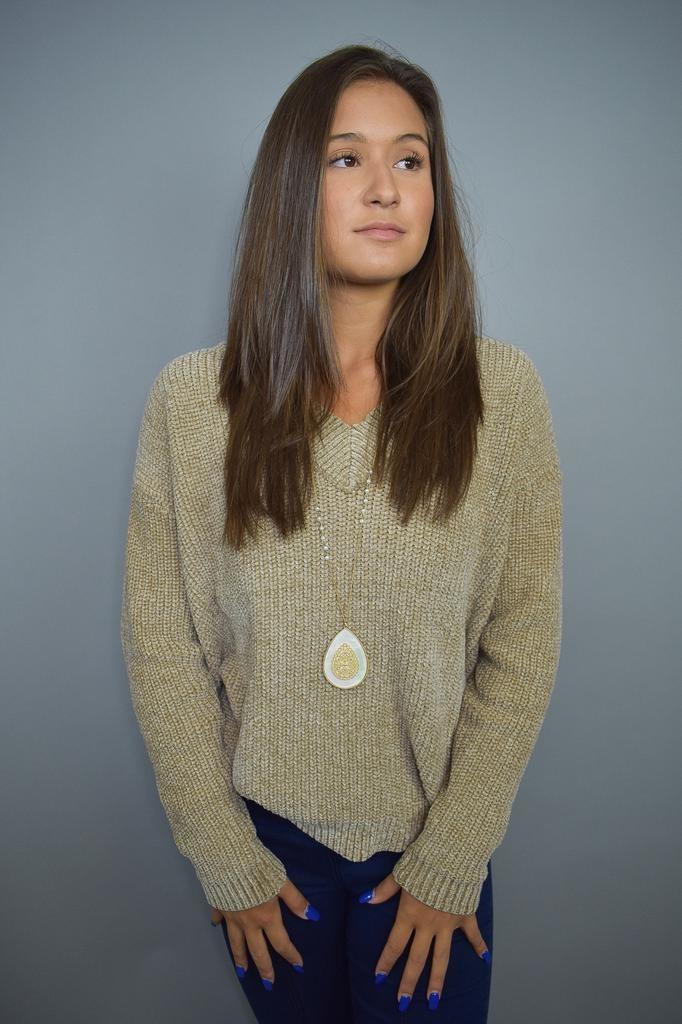 Rag Poets Clara Sweater