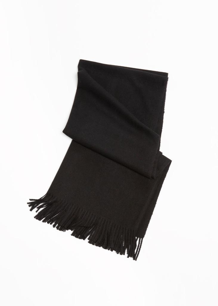 Look by M Soft Basic Cashmere Scarf