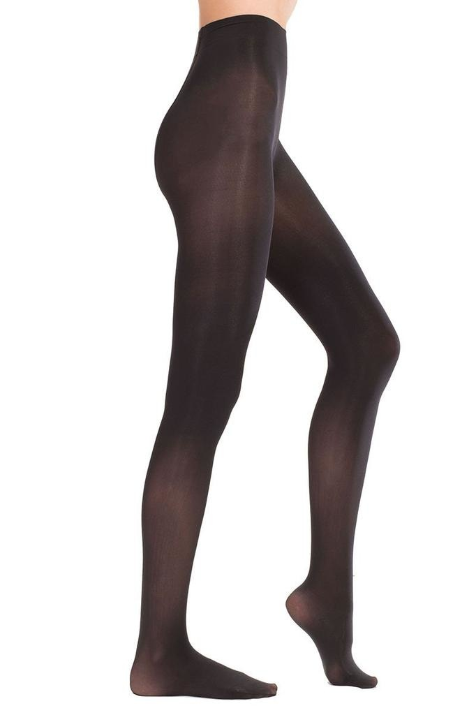 Look by M Solid Color Tights