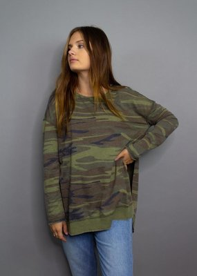 Z Supply The Camo Weekender