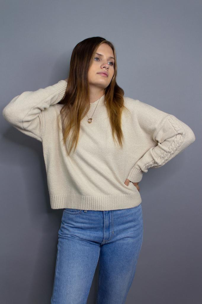 Rag Poets Minetta Sweater