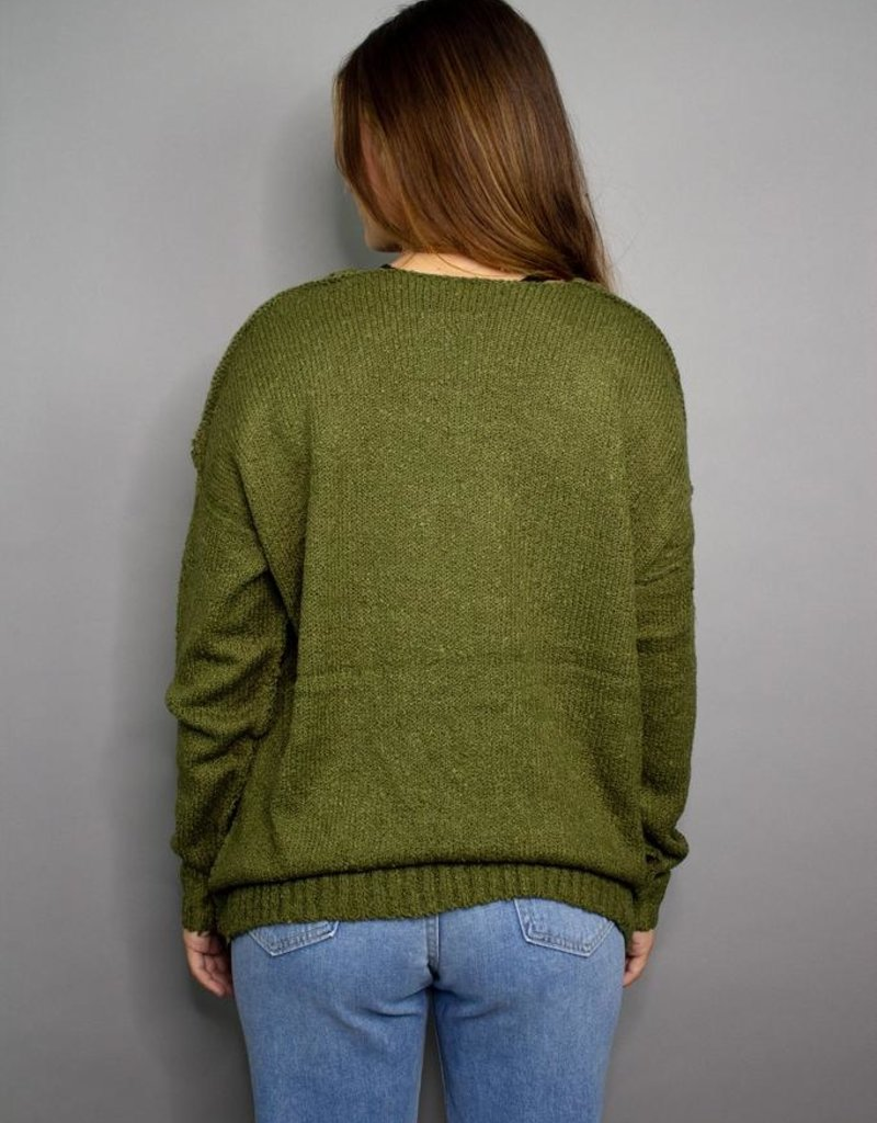 Staccato Without You In Mind Sweater