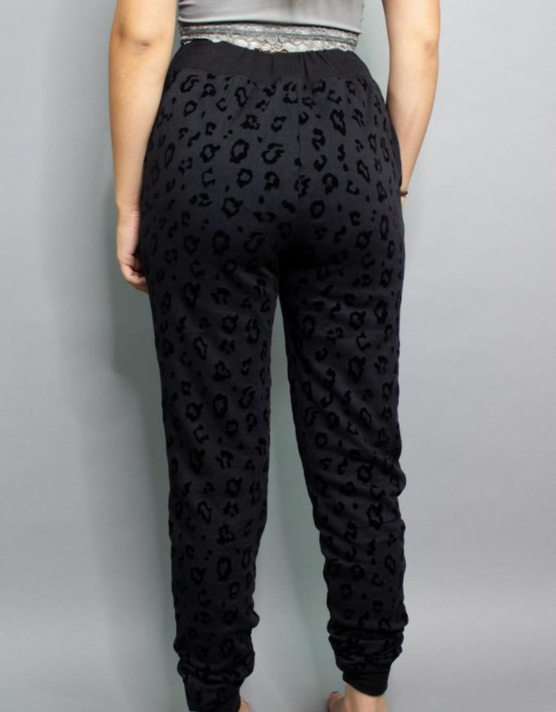 Z Supply The Animal Flocked Jogger