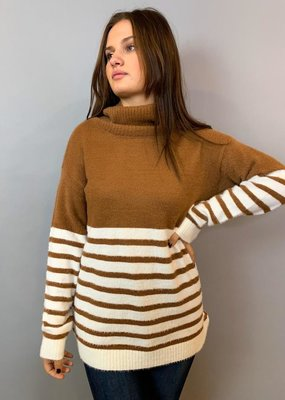 Staccato Shiny Penny Sweater