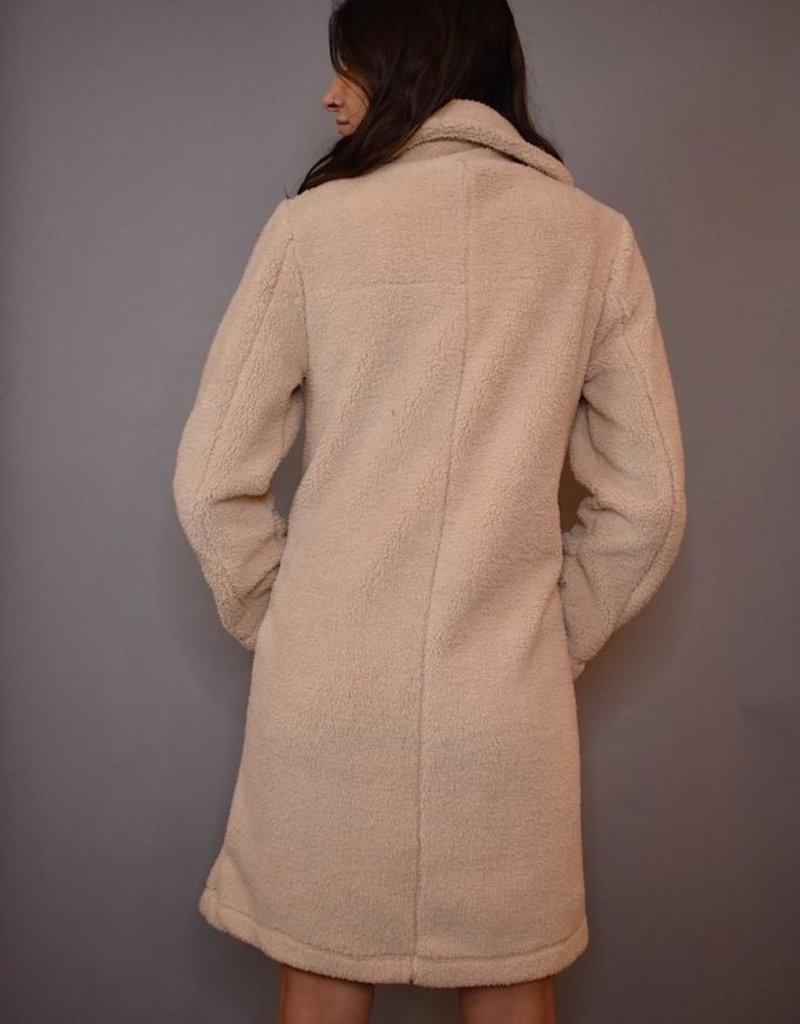 Z Supply The Cozy Sherpa Coat