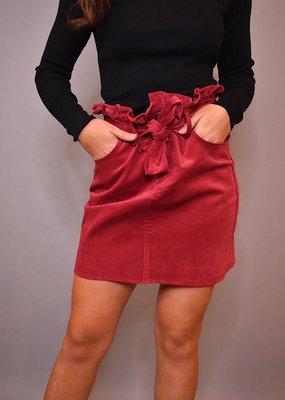 Sadie & Sage All She Wants Skirt