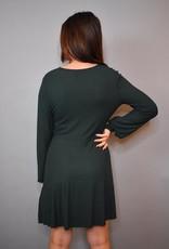 Z Supply The Micro Rib L/S Dress