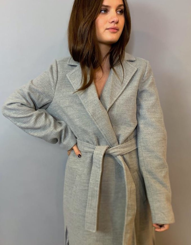 Jack BBD Keep Your Secrets Trench Coat