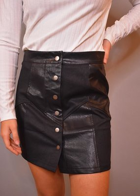She + Sky High Horse Mini Skirt