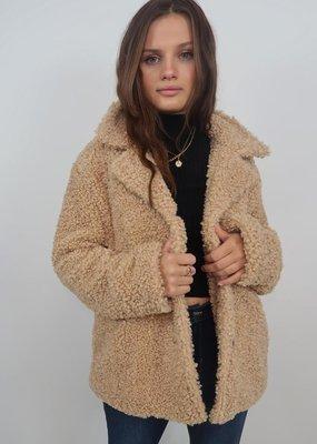 Sadie & Sage The Factory Coat