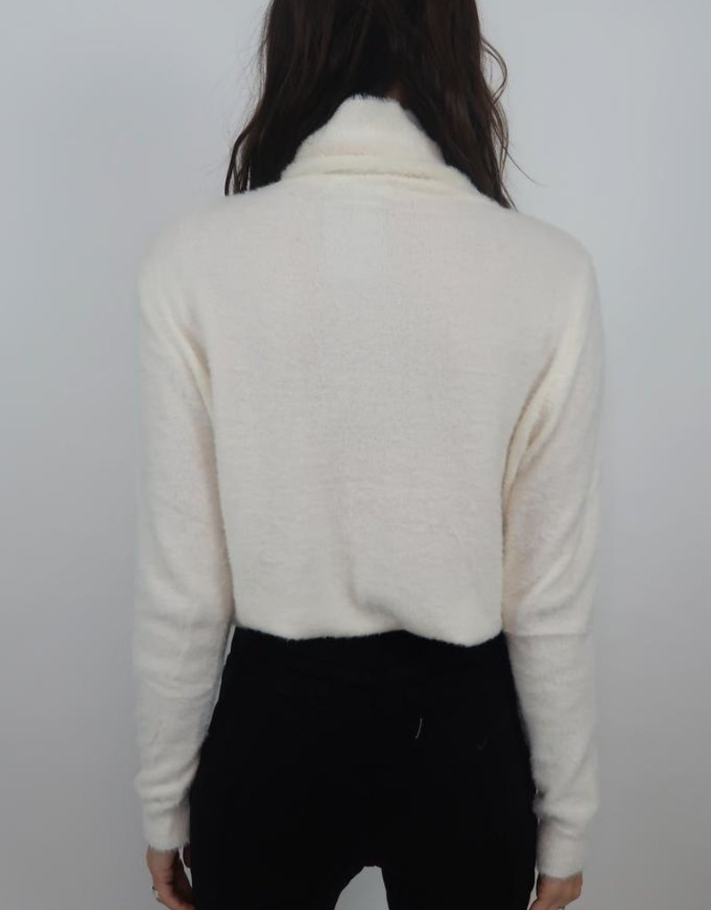 She + Sky Been This Way Forever Sweater