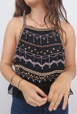 Free People Camille Embroidered Cami