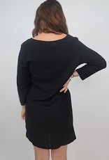 Angie Get Excited LS Sweater Dress