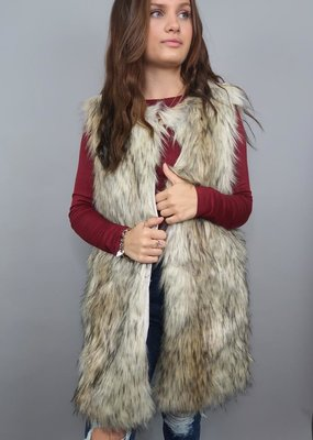 BB Dakota Fur-ther Ado Vest
