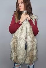 BB Dakota Fur-ther Ado Vest