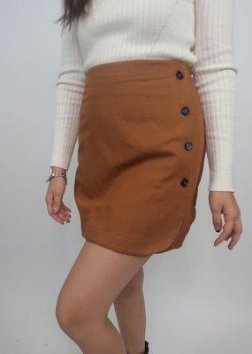 Sadie & Sage Ladakh Linen Skirt