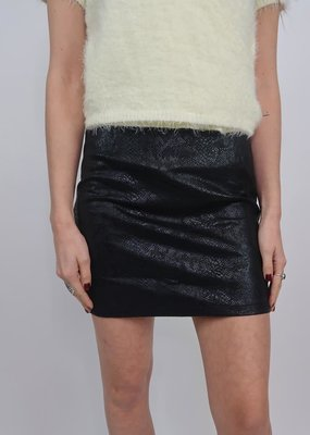 She + Sky No Fear Mini Skirt