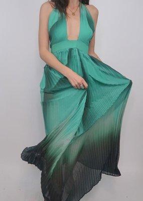 L'atiste Emerlad City Maxi Dress