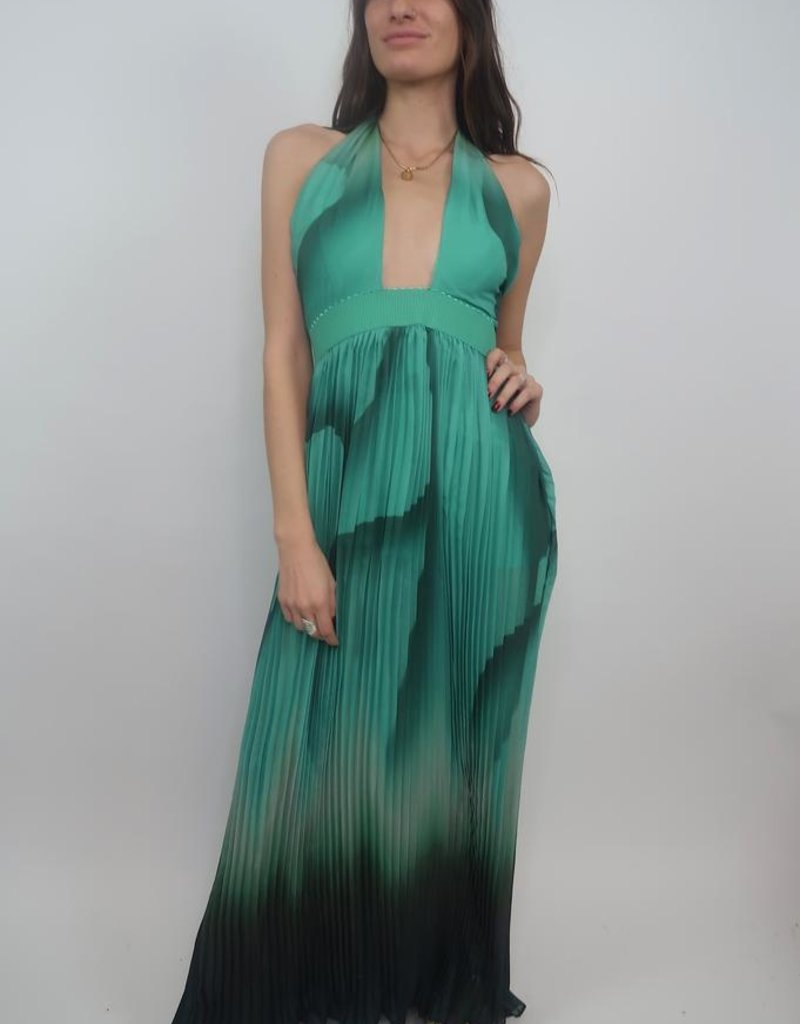L'atiste Emerlad City Maxi Dress