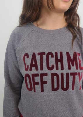 BB Dakota Catch You Off Duty Sweater