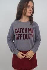 BB Dakota Catch You Off Duty Sweater