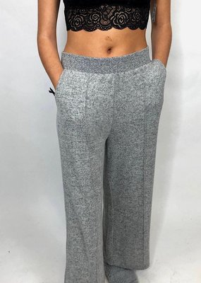 Z Supply The Marled Wide Leg Pant