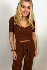 Dee Elley (4Sienna) Celeste Pants