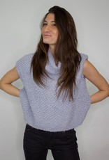 She + Sky Time By The Ocean Sweater Top