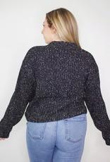 BB Dakota Speckle Occasion Sweater