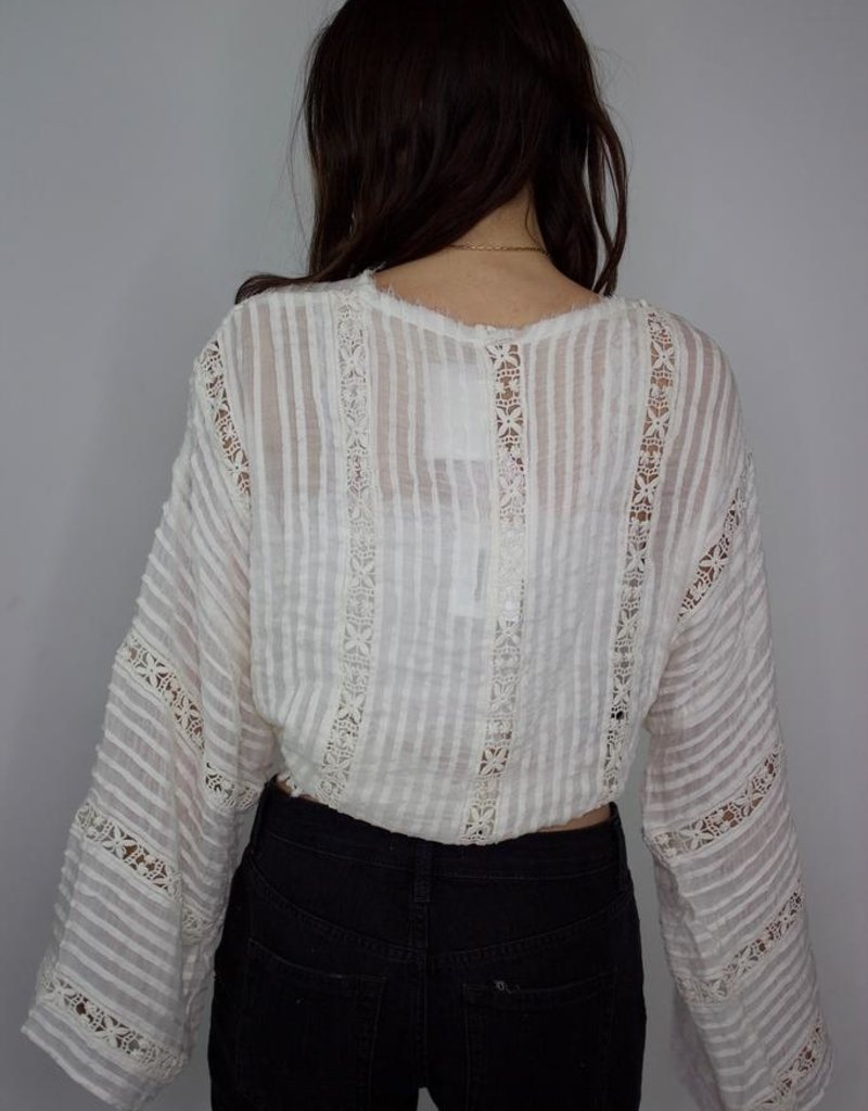 Free People Willows Kimono