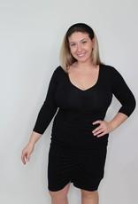 BB Dakota Ruched Mood Dress