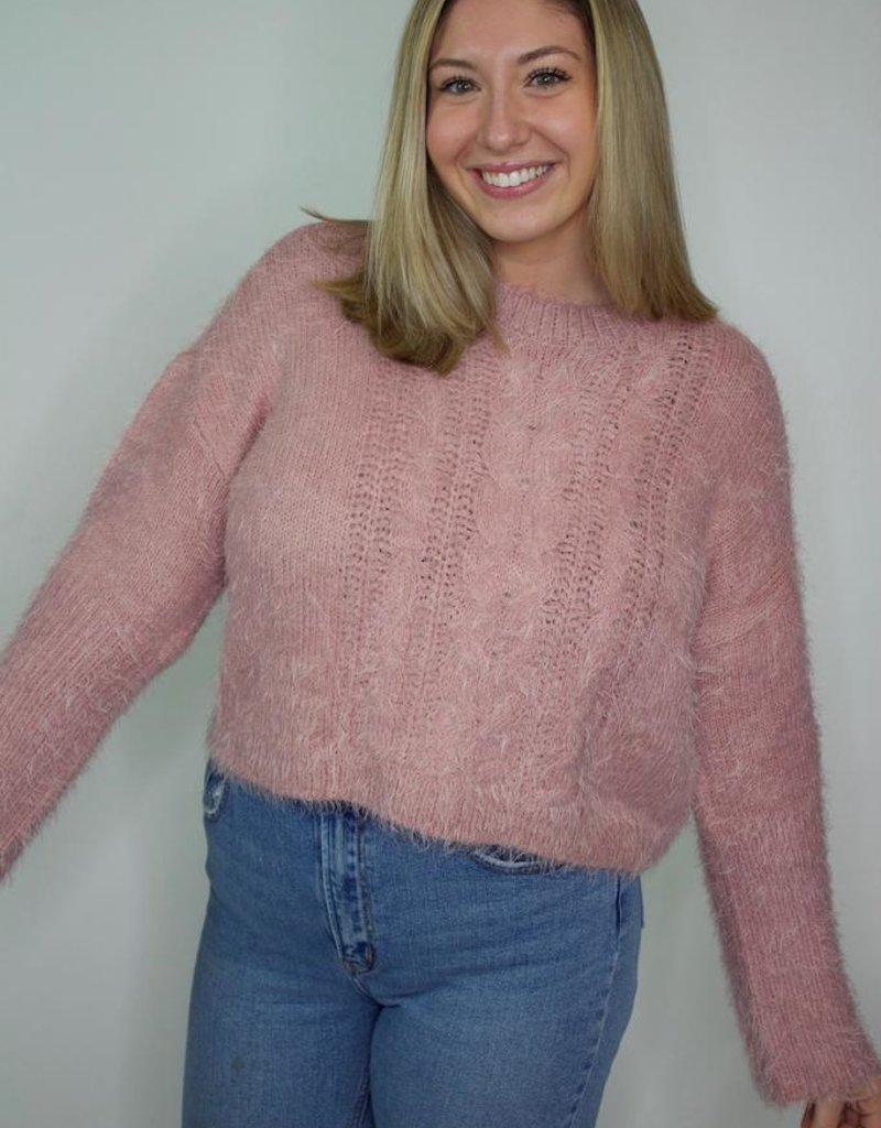 BB Dakota Feelin' Lashy Sweater