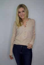 Free People Think Thermal Henley