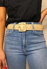 Most Wanted The Croc Belt