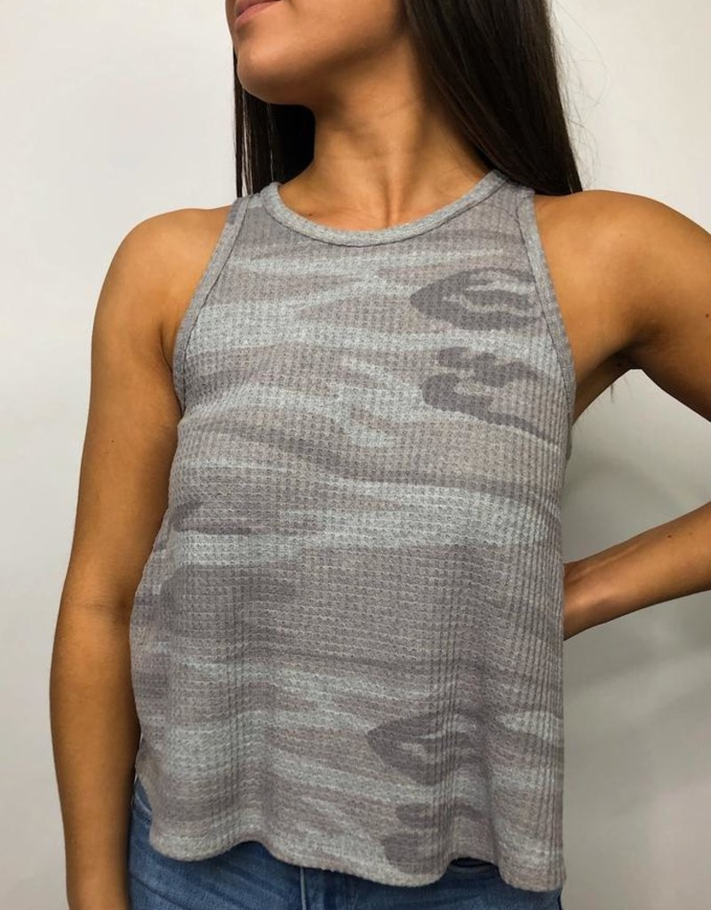 Z Supply The Thermal Camo Skimmer Tank