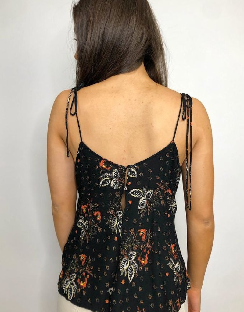 Free People Float Away Printed Cami