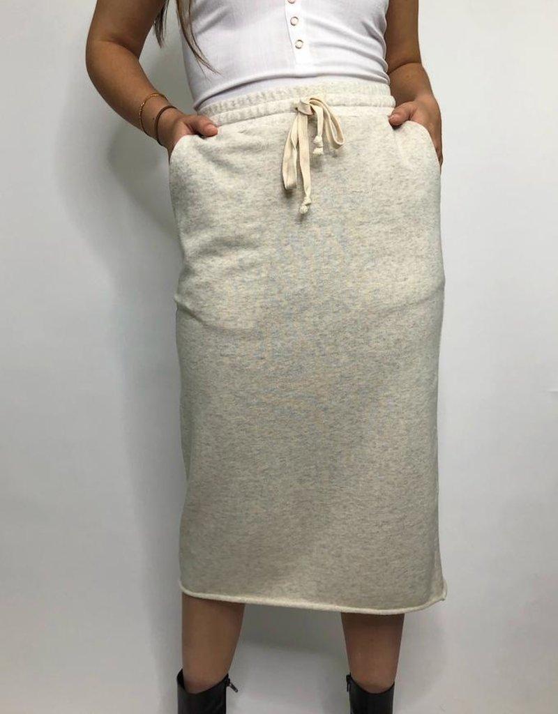Hem & Thread Brad Slit Skirt