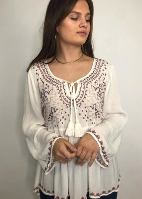 White Crow Morelia Top