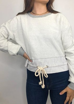 Hem & Thread Easy Goes It Sweatshirt